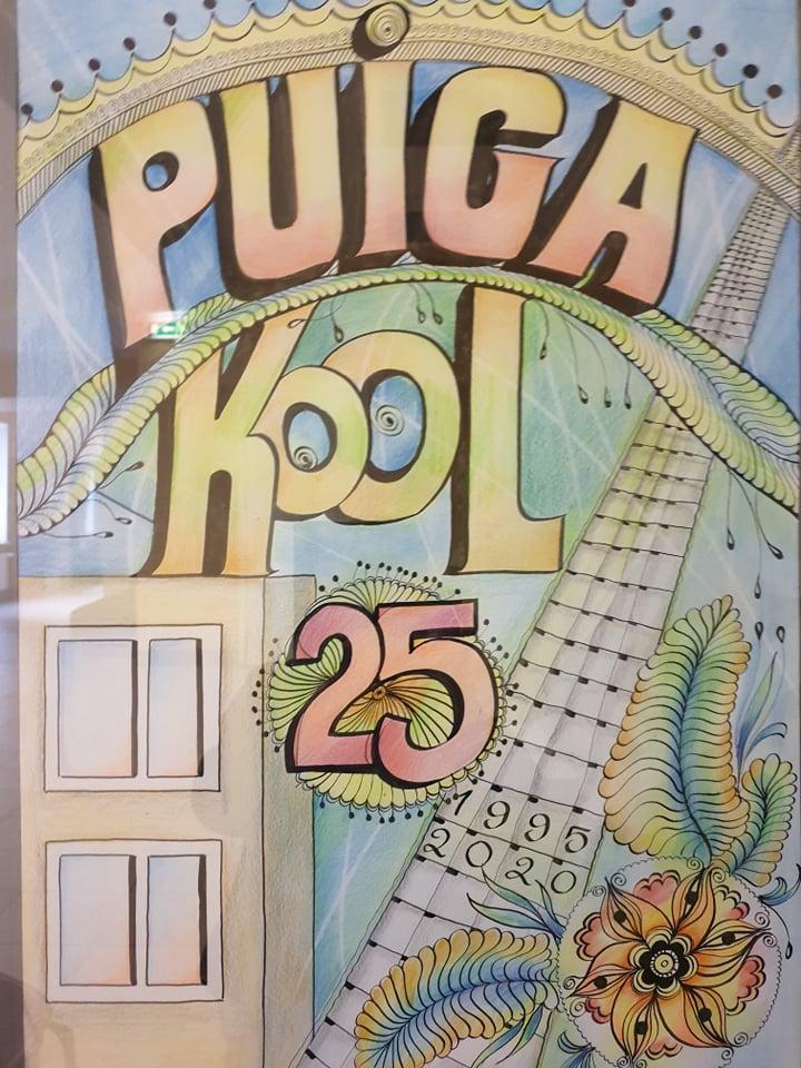 Puiga Kool 25!